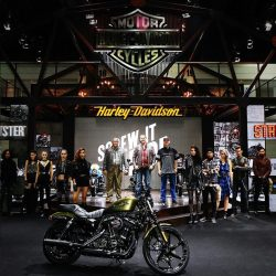 [Harley-Davidson] Bangkok International Motor Show is back in town starting 29th March, and we've got major plans for this 38th