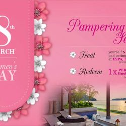 [BottomSlim & Tokyo Bust] Pamper yourself this International Woman Month with Tokyo Bust Express!