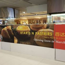 [8Tarts N Pastries] Dear all we will be shifting if with all the clearance in place by 29 March 17 to B2-K19 (