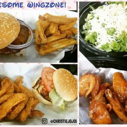 [Wing Zone Singapore] Congratuations @christiejojoi !