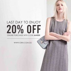 [IORA] Last day to shop!