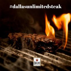 [Dallas Restaurant & Bar] Missing our unlimited steak on weekends?