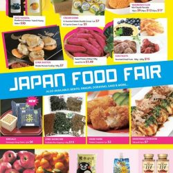 [Isetan] Enjoy your favourite Japanese food and snack at our Japan Food Fair and great deals from top brands going on