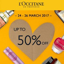 [L'Occitane] Our Online Exclusive Beauty Sale is ON > http://bit.