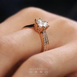 [ORRO Jewellery] A ring as a promise that I'd be with you through everything that life has to offer.