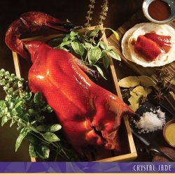 [Crystal Jade Steamboat Kitchen] Here's a piece of great news for all Peking Duck fans out there!