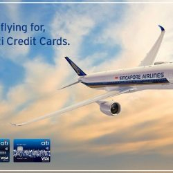 [Citibank ATM] Whether you are travelling to Melbourne or Milan – book your next holiday on Singapore Airlines and enjoy exceptional deals between
