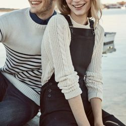 [Jack Wills] No wonder they're smiling - our soft knit jumpers are perfect for Sunday evenings whatever your plans (& hers is in