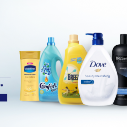 [Lazada Singapore] Enjoy Unilever and it's brands on Lazada and get an extra $8 off storewide with code 'UNILEVER8'!
