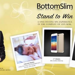 [BottomSlim] Stand out from the crowd!