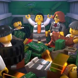 [The Brick Shop] Brick Boss   Part 2 - LEGO® City PoliceThe Master Crook is on the loose and Chase McCain is down for