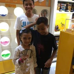 [Bricks World (LEGO Exclusive)] Congratulations to the winners of our surprise LEGO Batman Movie ticket promotion yesterday.