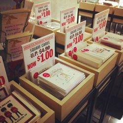 [The Paper Stone Signature] Super bargains in our Nex store!