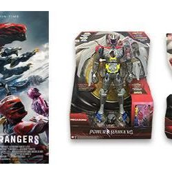 [Shaw Theatres] Stand to win a POWER RANGER Interactive Megazord with Ranger Figures & a Super Morphin Red Ranger when you purchase two(