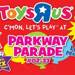 "[Babies'R'Us] Mark the 11th of April down in your calendar as it is the Grand Opening of the Toys""R""Us"