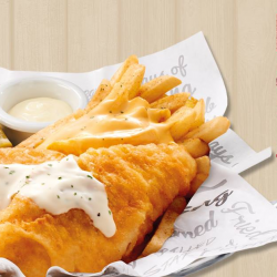 [The Manhattan FISH MARKET Singapore] Chase Monday blues away with a yummy Feeesh 'n Cheeese and other favorites!