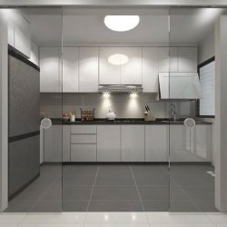 [Elegance Concept] Project location: BTO kitchen  Blk 509B Yishun Ave 4As kitchen space is getting smaller and smaller these days, we
