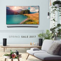[Samsung Singapore] Step into spring with Samsung TVs!