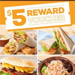 [O' Coffee Club] Receive a $5 Voucher with a min spend of $15!
