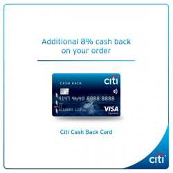 [Citibank ATM] Beat the blues!