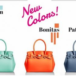 [Save My Bag] New colors!