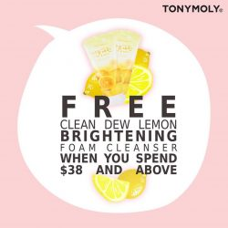 [Tony Moly Singapore] Woman's Day Special!