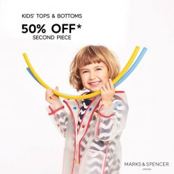 [GEOX] No kidding: we're having discounts for the little ones, just in time for the March school holidays.