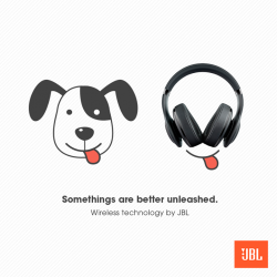 [JBL] It won't play fetch, but it will play your favourite songs.
