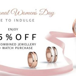 [BERING] Ladies, it's time to indulge this International Women's Day.