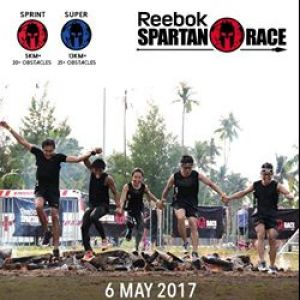 [Reebok Singapore] Race with Team Reebok for Spartan Race Singapore 2017!