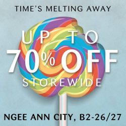 [Candylicious] Time is running out!