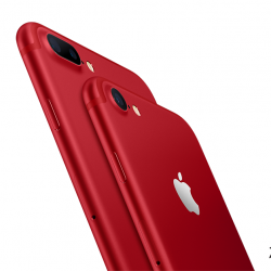 [StarHub] The gorgeous iPhone 7 (PRODUCT)RED has arrived.