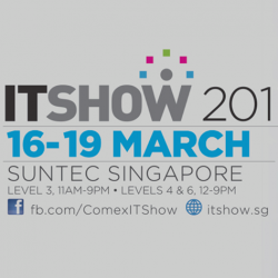 [STRAITS ESTABLISHMENT] The annual Suntec City IT Show / COMEX and ITSHOW is back.