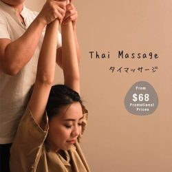 [Yunomori Onsen and Spa] Experience our Award Winning Authentic Thai Massage today!