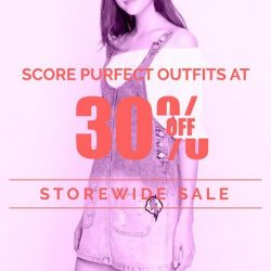 [Purpur] Last call for storewide 30% sale!