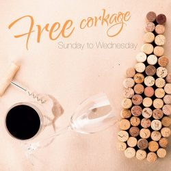"""[The Chop House] We say """"wine not"""" at The Chop House I12Katong as we waive all corkage fees on Sundays to Wednesdays!"""