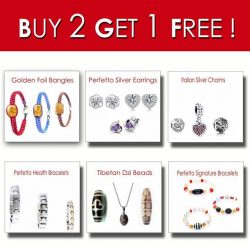 [PERFETTO] BUY 2 GET 1 FREE !