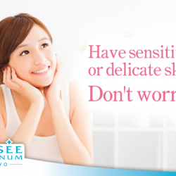 [Musee Platinum] Here at Musee, we make sure to apply treatments that are gentle to the skin.