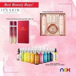 [NEX] Time to stock up on your beauty products!