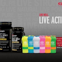 [GNC Live Well Singapore] Take your performance to the next level.