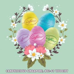 [Candylicious] Spring time means colourful looking chocolates!