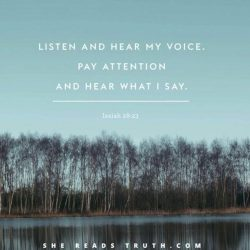 [ROCK GIFTS AND BOOK CENTRE] Today if you hear God's voice, do not harden your heart.