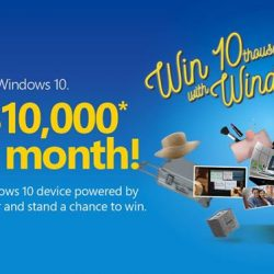 [Best Denki] Purchase any Windows 10 Devices at BEST Denki & Stand a Chance to win $10,000 every month!