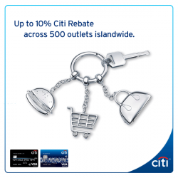 [Citibank ATM] Enjoy more daily savings with Citi Credit Cards.