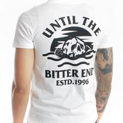 [Praise] Redefine your casual look with this Bitter End tee.
