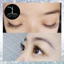 [Dreamlash] How would you like your lashes done today?
