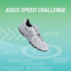 [ASICS] Put the ASICS GEL-BLADE 5 to the test: Come Down to Suntec City West Atrium on the 1st and