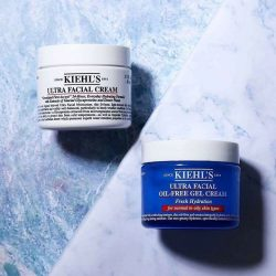 [Kiehl's Singapore] Do you prefer our Ultra Facial Cream or Ultra Facial Oil-Free Gel Cream?