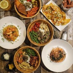 [Atmosphere Bistro & Bar] Lunch goals at AtmosphereBistroSG!