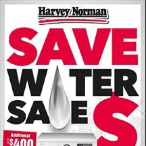 [Harvey Norman] Expect Massive Price Reduction at all Harvey Norman stores starting this weekend!